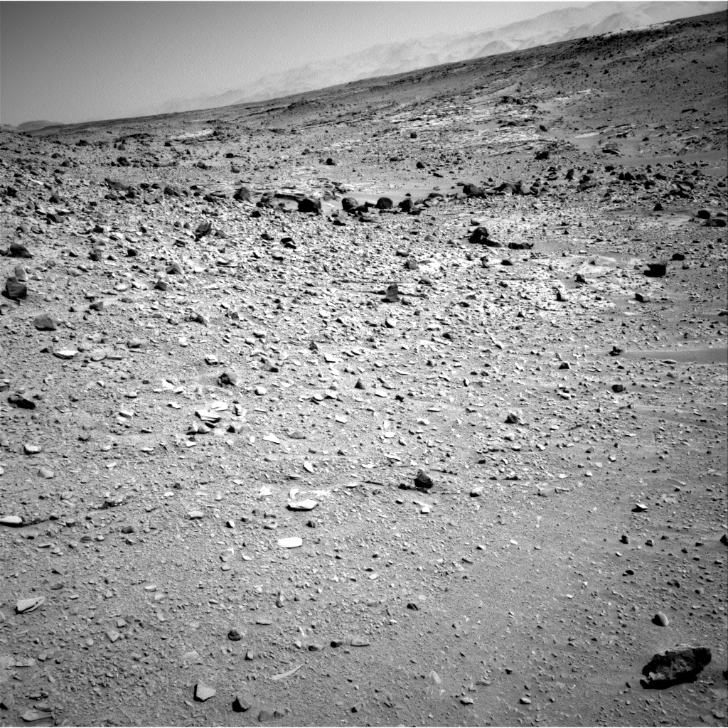 Nasa's Mars rover Curiosity acquired this image using its Right Navigation Camera on Sol 535, at drive 366, site number 26