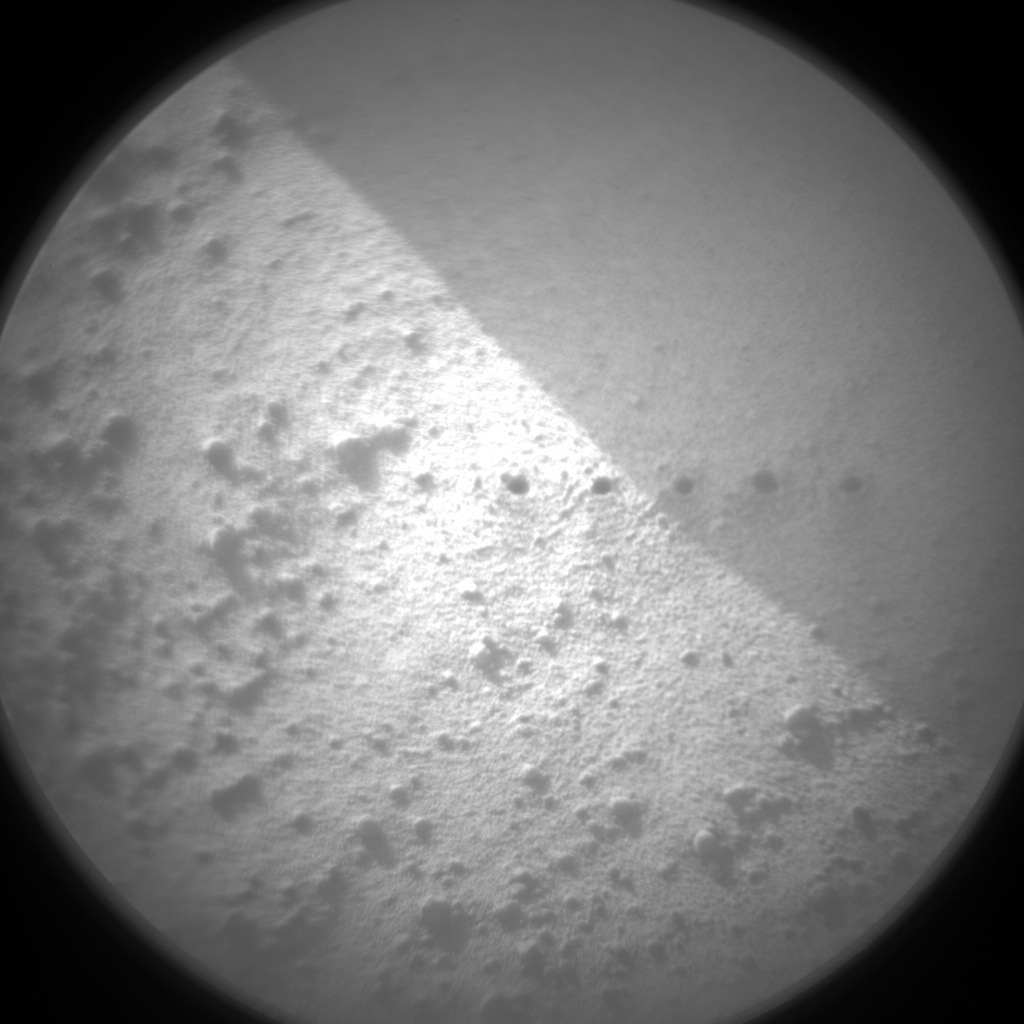 NASA's Mars rover Curiosity acquired this image using its Chemistry & Camera (ChemCam) on Sol 537