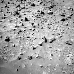 Nasa's Mars rover Curiosity acquired this image using its Left Navigation Camera on Sol 538, at drive 468, site number 26
