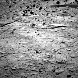Nasa's Mars rover Curiosity acquired this image using its Left Navigation Camera on Sol 538, at drive 696, site number 26