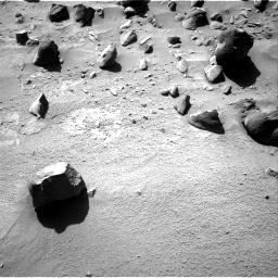Nasa's Mars rover Curiosity acquired this image using its Right Navigation Camera on Sol 538, at drive 366, site number 26