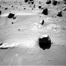 Nasa's Mars rover Curiosity acquired this image using its Right Navigation Camera on Sol 538, at drive 372, site number 26