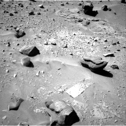 NASA's Mars rover Curiosity acquired this image using its Right Navigation Cameras (Navcams) on Sol 538