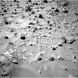 Nasa's Mars rover Curiosity acquired this image using its Right Navigation Camera on Sol 538, at drive 474, site number 26