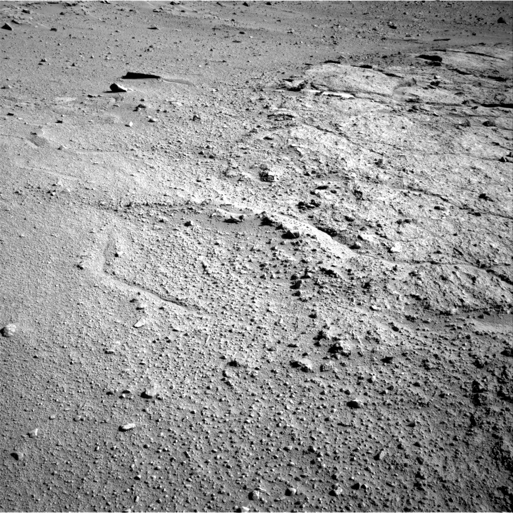 Nasa's Mars rover Curiosity acquired this image using its Right Navigation Camera on Sol 538, at drive 666, site number 26