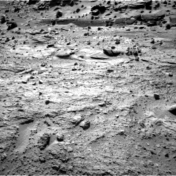 Nasa's Mars rover Curiosity acquired this image using its Right Navigation Camera on Sol 538, at drive 678, site number 26