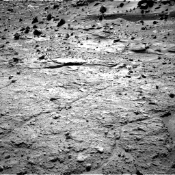 Nasa's Mars rover Curiosity acquired this image using its Right Navigation Camera on Sol 538, at drive 690, site number 26