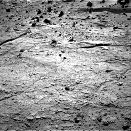 Nasa's Mars rover Curiosity acquired this image using its Right Navigation Camera on Sol 538, at drive 702, site number 26