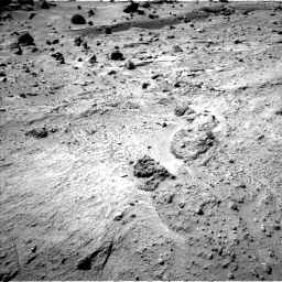 Nasa's Mars rover Curiosity acquired this image using its Left Navigation Camera on Sol 540, at drive 768, site number 26