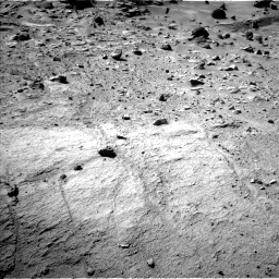 Nasa's Mars rover Curiosity acquired this image using its Left Navigation Camera on Sol 540, at drive 798, site number 26