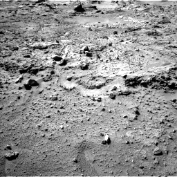 Nasa's Mars rover Curiosity acquired this image using its Left Navigation Camera on Sol 540, at drive 900, site number 26