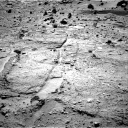 Nasa's Mars rover Curiosity acquired this image using its Right Navigation Camera on Sol 540, at drive 720, site number 26