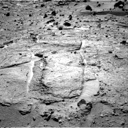 Nasa's Mars rover Curiosity acquired this image using its Right Navigation Camera on Sol 540, at drive 726, site number 26