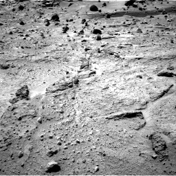 Nasa's Mars rover Curiosity acquired this image using its Right Navigation Camera on Sol 540, at drive 750, site number 26