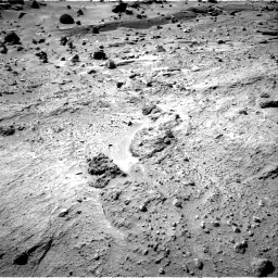 Nasa's Mars rover Curiosity acquired this image using its Right Navigation Camera on Sol 540, at drive 768, site number 26