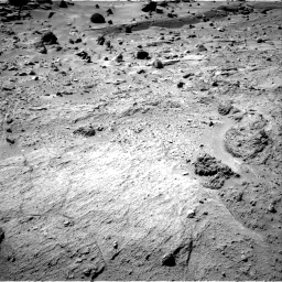Nasa's Mars rover Curiosity acquired this image using its Right Navigation Camera on Sol 540, at drive 774, site number 26