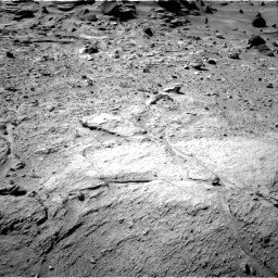 Nasa's Mars rover Curiosity acquired this image using its Right Navigation Camera on Sol 540, at drive 816, site number 26
