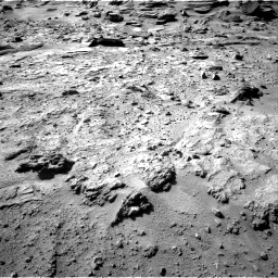 Nasa's Mars rover Curiosity acquired this image using its Right Navigation Camera on Sol 540, at drive 852, site number 26