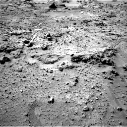 Nasa's Mars rover Curiosity acquired this image using its Right Navigation Camera on Sol 540, at drive 900, site number 26