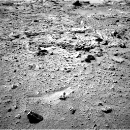 Nasa's Mars rover Curiosity acquired this image using its Right Navigation Camera on Sol 540, at drive 912, site number 26