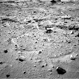 Nasa's Mars rover Curiosity acquired this image using its Right Navigation Camera on Sol 540, at drive 918, site number 26