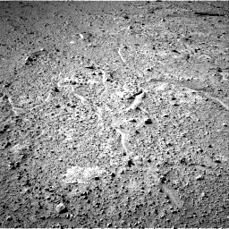 Nasa's Mars rover Curiosity acquired this image using its Right Navigation Camera on Sol 540, at drive 1056, site number 26
