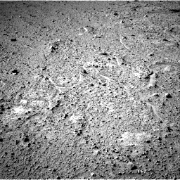 Nasa's Mars rover Curiosity acquired this image using its Right Navigation Camera on Sol 540, at drive 1062, site number 26