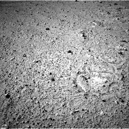 Nasa's Mars rover Curiosity acquired this image using its Right Navigation Camera on Sol 540, at drive 1074, site number 26