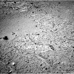 NASA's Mars rover Curiosity acquired this image using its Left Navigation Camera (Navcams) on Sol 542