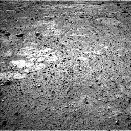 Nasa's Mars rover Curiosity acquired this image using its Left Navigation Camera on Sol 542, at drive 1210, site number 26