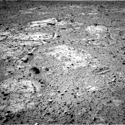 Nasa's Mars rover Curiosity acquired this image using its Left Navigation Camera on Sol 542, at drive 1246, site number 26