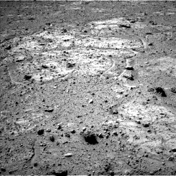 Nasa's Mars rover Curiosity acquired this image using its Left Navigation Camera on Sol 542, at drive 1258, site number 26