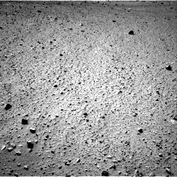 Nasa's Mars rover Curiosity acquired this image using its Right Navigation Camera on Sol 542, at drive 1114, site number 26