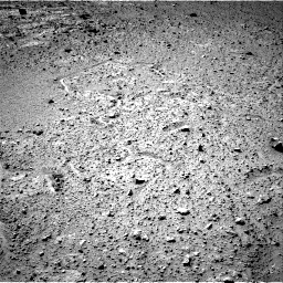 Nasa's Mars rover Curiosity acquired this image using its Right Navigation Camera on Sol 542, at drive 1162, site number 26