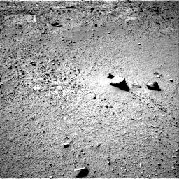 Nasa's Mars rover Curiosity acquired this image using its Right Navigation Camera on Sol 542, at drive 1186, site number 26