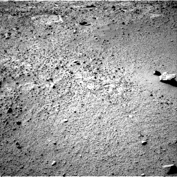 Nasa's Mars rover Curiosity acquired this image using its Right Navigation Camera on Sol 542, at drive 1192, site number 26