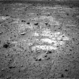 Nasa's Mars rover Curiosity acquired this image using its Right Navigation Camera on Sol 542, at drive 1222, site number 26