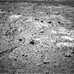 Nasa's Mars rover Curiosity acquired this image using its Right Navigation Camera on Sol 542, at drive 1228, site number 26