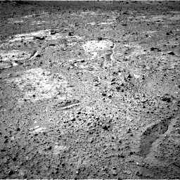 Nasa's Mars rover Curiosity acquired this image using its Right Navigation Camera on Sol 542, at drive 1240, site number 26