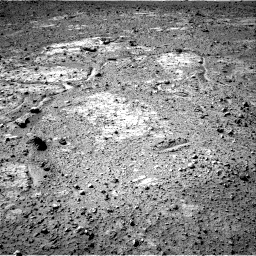 Nasa's Mars rover Curiosity acquired this image using its Right Navigation Camera on Sol 542, at drive 1246, site number 26