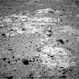 Nasa's Mars rover Curiosity acquired this image using its Right Navigation Camera on Sol 542, at drive 1258, site number 26