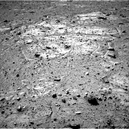 Nasa's Mars rover Curiosity acquired this image using its Right Navigation Camera on Sol 542, at drive 1264, site number 26