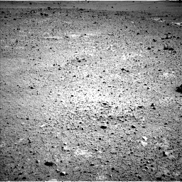 NASA's Mars rover Curiosity acquired this image using its Left Navigation Camera (Navcams) on Sol 545