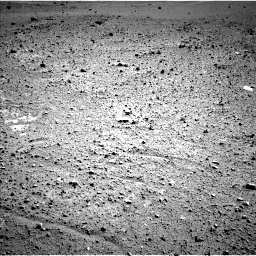 Nasa's Mars rover Curiosity acquired this image using its Left Navigation Camera on Sol 545, at drive 1436, site number 26