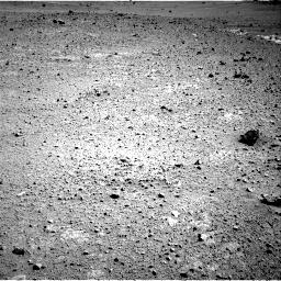 Nasa's Mars rover Curiosity acquired this image using its Right Navigation Camera on Sol 545, at drive 1400, site number 26