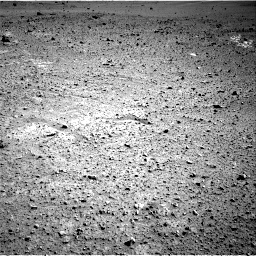 Nasa's Mars rover Curiosity acquired this image using its Right Navigation Camera on Sol 545, at drive 1418, site number 26