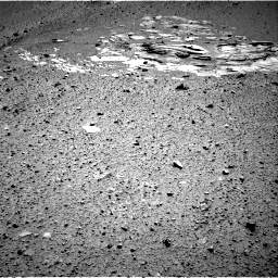 Nasa's Mars rover Curiosity acquired this image using its Right Navigation Camera on Sol 546, at drive 18, site number 27