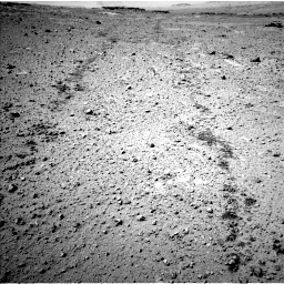 Nasa's Mars rover Curiosity acquired this image using its Left Navigation Camera on Sol 547, at drive 114, site number 27