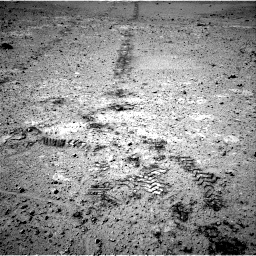 Nasa's Mars rover Curiosity acquired this image using its Right Navigation Camera on Sol 547, at drive 48, site number 27