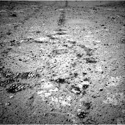 Nasa's Mars rover Curiosity acquired this image using its Right Navigation Camera on Sol 547, at drive 60, site number 27
